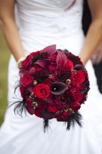 Bride's Bouquet Arrangement